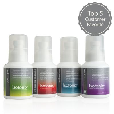 The Isotonix Delivery System