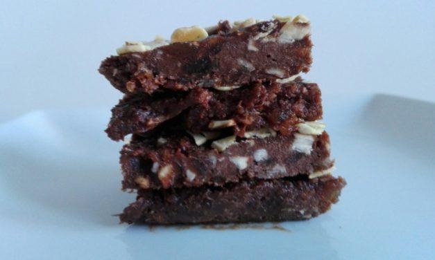 Super Simple Vegan Brownies